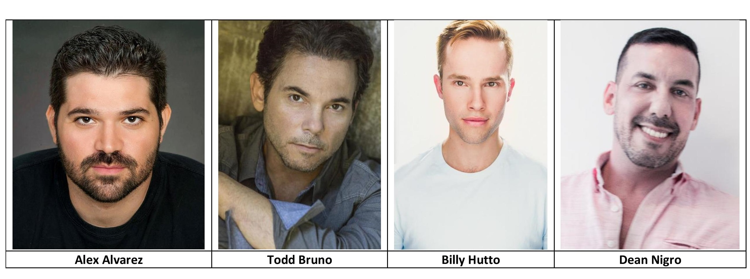 Read More about the Cast on our Facebook page!
