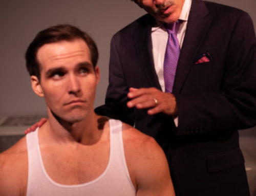 NEW PLAY LOOKS AT MAN BEHIND HOLLYWOOD'S LEADING MEN