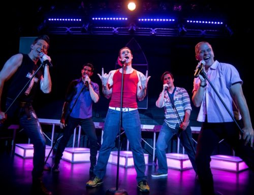"REVIEW: ""ISLAND CITY'S SATIRICAL MUSICAL ALTAR BOYZ IS A GRIN-FEST HOOT"""