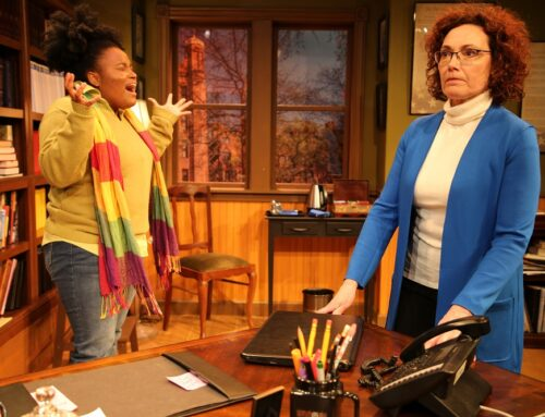 "REVIEW: ISLAND CITY STAGE'S ""THE NICETIES"" PROVOCATIVELY CAPTURES THE ZEITGEIST"